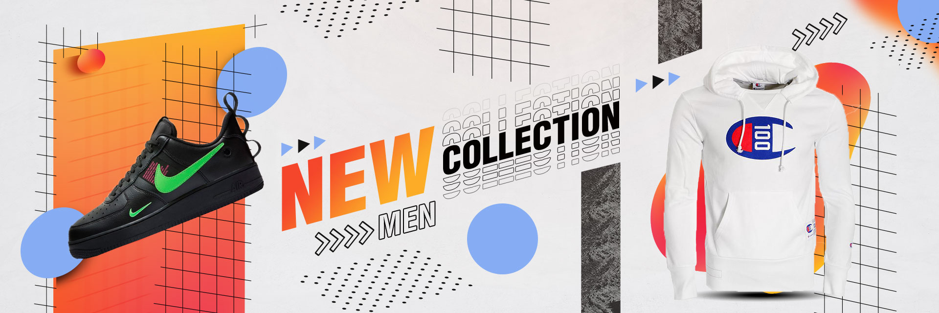 New collection Men