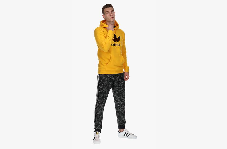 Choose Adidas