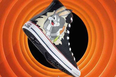 ICON MEETS ICON: CONVERSE BUGS BUNNY COLLECTION