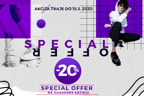 BUZZ SPECIAL OFFER