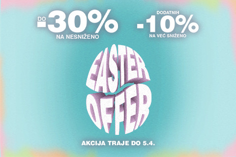 Easter offer u BUZZu