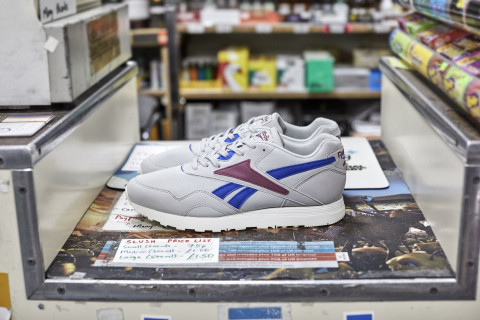 REEBOK CLASSIC BRINGS NEW WAVE OF NOSTALGY WITH RAPIDE DESIGN