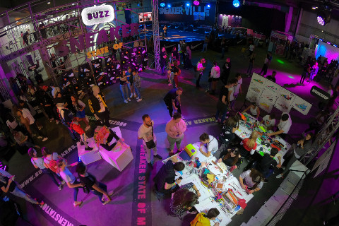 SNEAKERVILLE POWERED BY BUZZ & TIKE RECAP