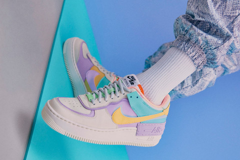 NIKE AIR FORCE 1 SHADOW: New Wave of Women's Force 1s