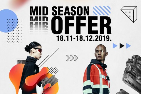 BUZZ MID SEASON OFFER