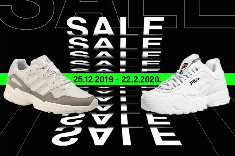 SALE STARTS NOW