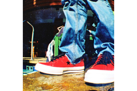 CONVERSE THE POWER OF ANTI-HEROS