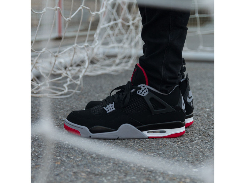 THE GLORY IS IN THE NIKE AIR JORDAN 4 RETRO