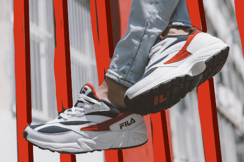 GIVE A LITTLE SPARKLE TO YOUR OUTFIT WITH NEW FILA