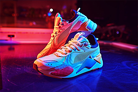 RETRO FUTURE BY PUMA