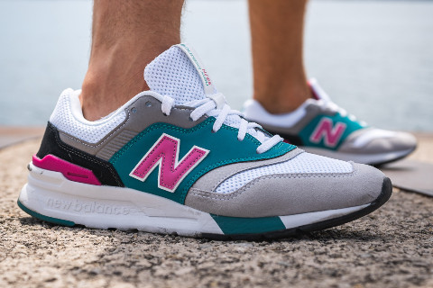 New Balance for summer living