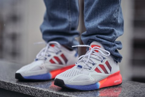 Adidas ZX 2k Boost- Cure for dark and rainy days