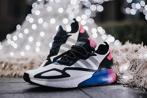 CELEBRATING INNOVATION WITH ADIDAS ZX 2K BOOST