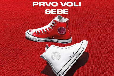 LOVE FEARLESSLY NEW CONVERSE COLLECTION