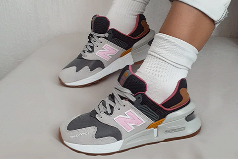 Let's find our New Balance in life