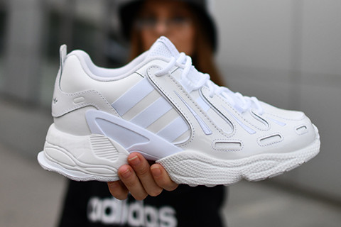 STAY OUT OF THE BOX WITH NEW ADIDAS!