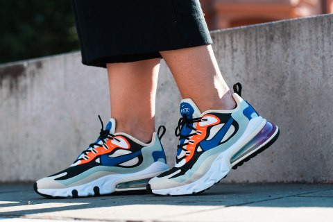 THE 'IT' SNEAKERS OF THE SEASON – NIKE AIR MAX 270 REACT