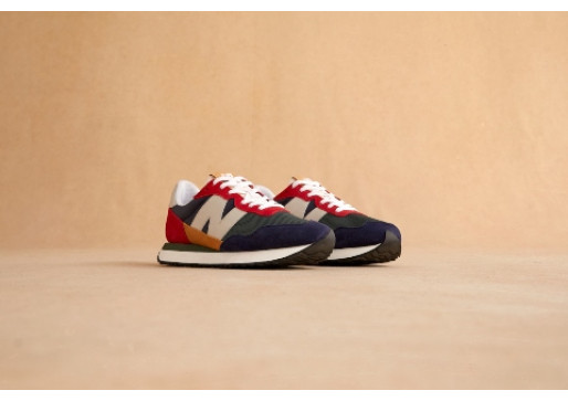 FEEL THE 70S VIBE IN NEW BALANCE 237