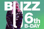 WE'RE CELEBRATING BUZZ 6TH BIRTHDAY