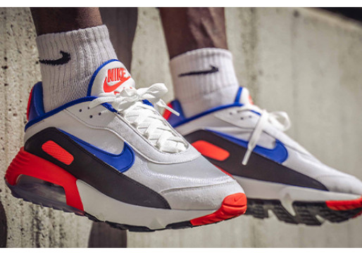 Colorful = Happy with NIKE AIR MAX 2090 EOI