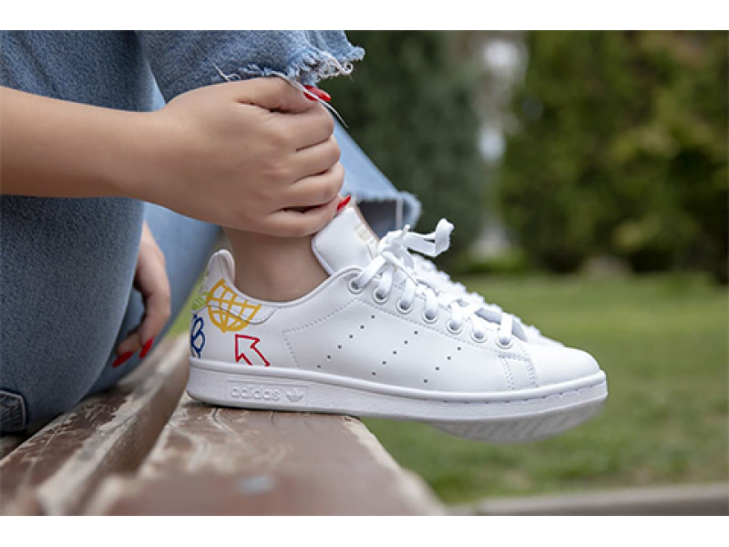 STAN SMITH IS MY ECO-FRIENDLY SPRING FAVORITE