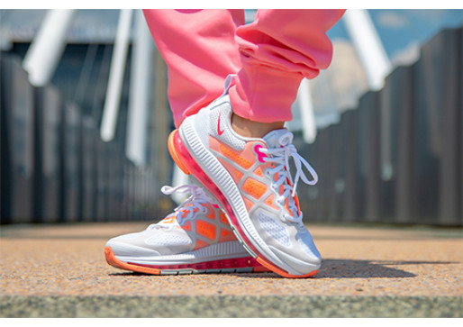 WE VIBE IN PINK NIKE AIR MAX GENOME