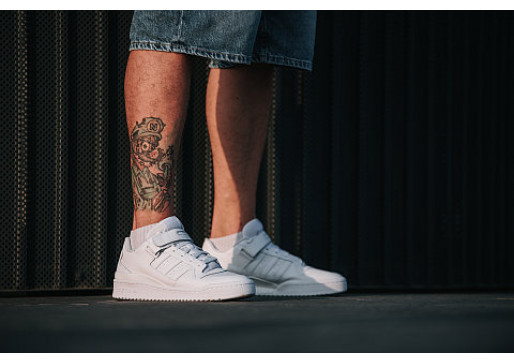adidas Forum – BACK IN WHITE