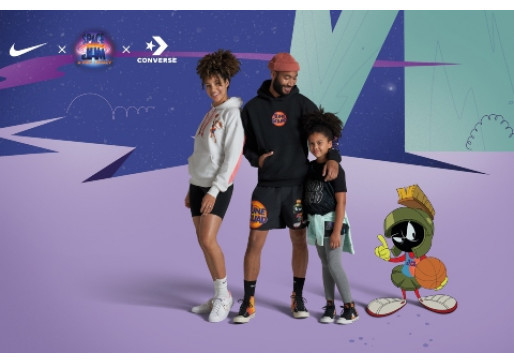 CONVERSE X SPACE JAM : A NEW LEGACY