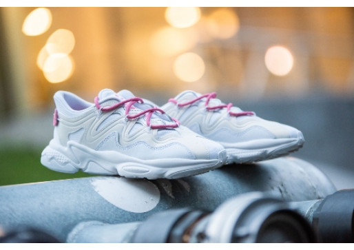 The comfort festival with adidas Ozweego Plus