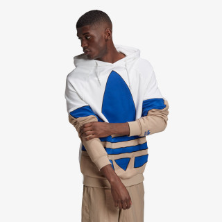 ADIDAS Pulover OUT CLR BL HOOD