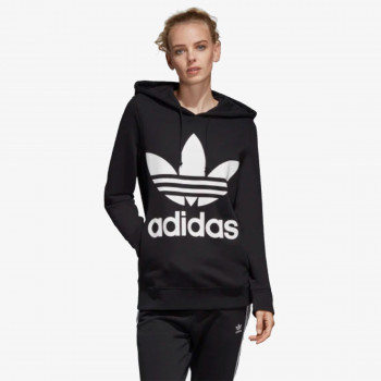 ADIDAS pulover CE2408 TREFOIL HOODIE