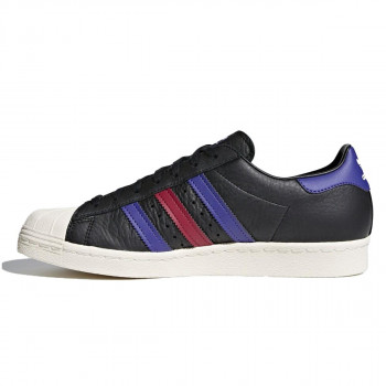 ADIDAS Patike SUPERSTAR 80s CBLACK/BLUE/MYSRUB