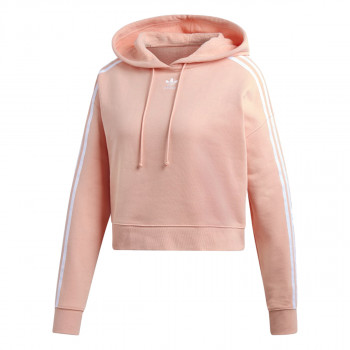 ADIDAS pulover DX2161 CROPPED HOODIE