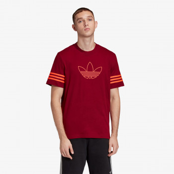 adidas t-shirt OUTLINE TEE