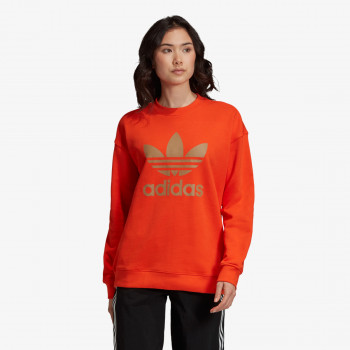 ADIDAS Pulover TRF CREW SWEAT