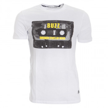 BUZZ TAPE T-SHIRT