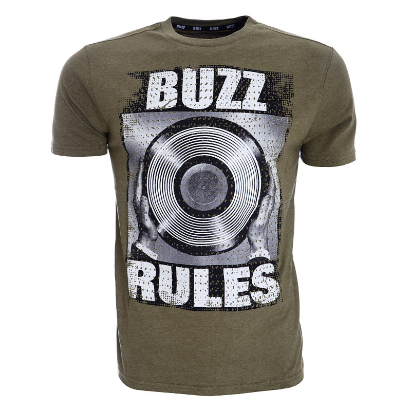 BUZZ  RULES T-SHIRT