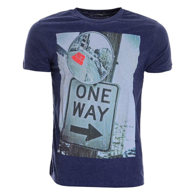 BUZZ Majica BUZZ ONE WAY T-SHIRT