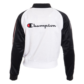 CHAMPION Dukserica LADY URBAN STRIPE FULL  ZIP