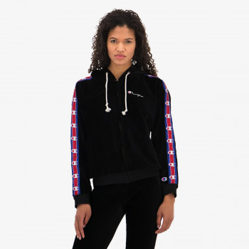 CHAMPION Pulover 112245-KK001 Hooded Full Zip Sweatshir
