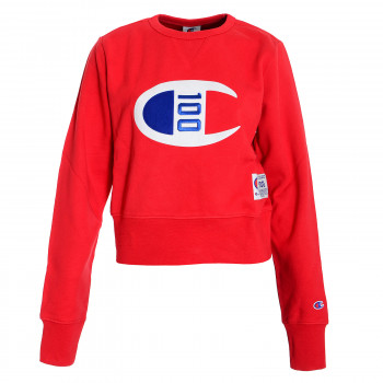 CHAMPION pulover Women´s Crop Crewneck