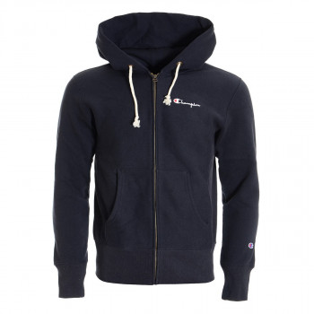 ODJECA-DUKS-HOODED FULL ZIP SWEATSHIRT