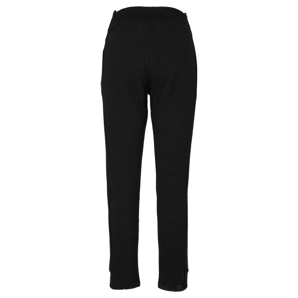 LADY URBAN STRIPE CUFF PANTS