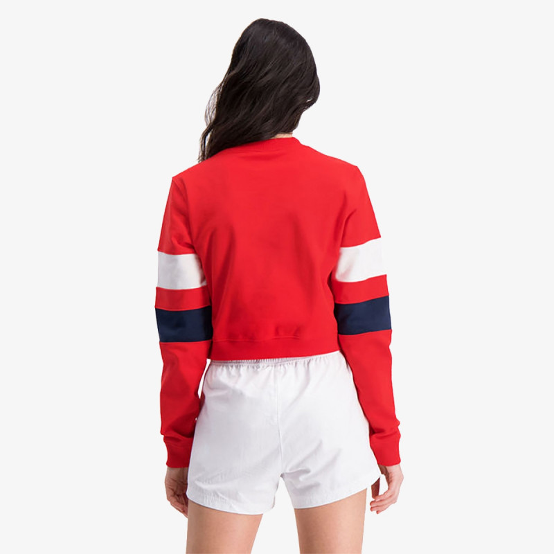 CHAMPION Top Crewneck Croptop