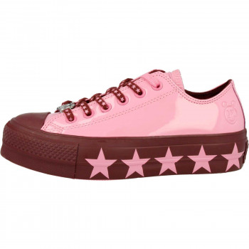 CONVERSE Superge 2LOW-563718C CTAS LIFT OX PINK/DARK BU