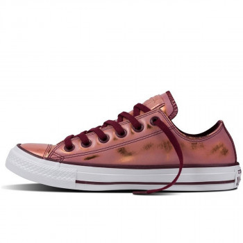 CONVERSE Спортни обувки TENISICA ENSKA - CT ALL STAR BRUSH OFF LEATHER - 553302C