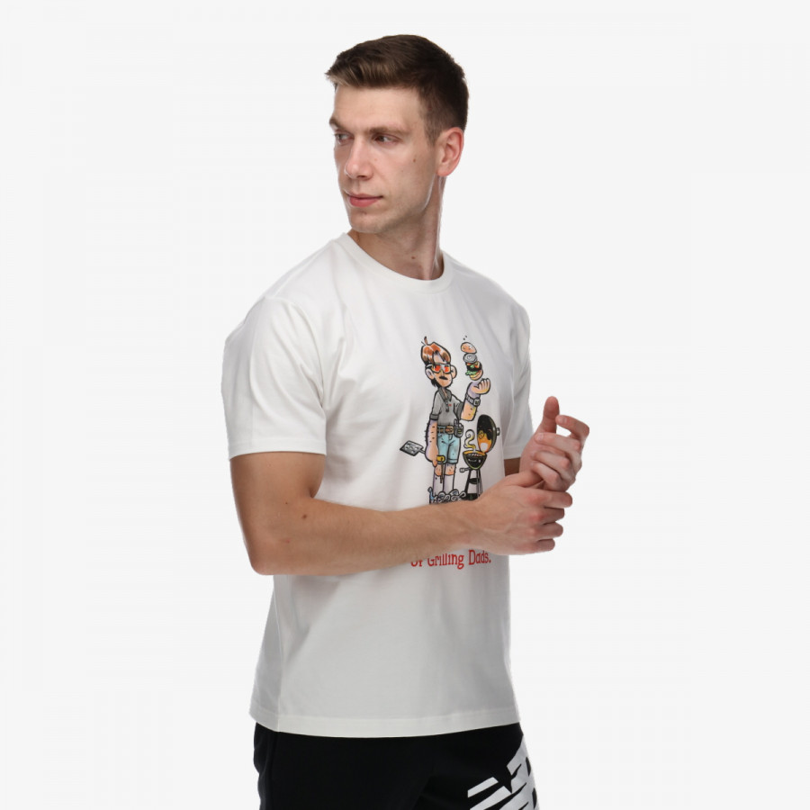 NEW BALANCE Majica Athletics Levitzo Dad Tee