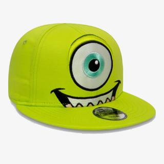 NEW ERA Kačket KIDS MONSTER HEAD 9FIFTY MONINC CYG