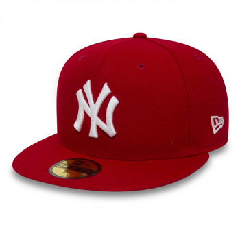 NEW ERA Sepci MLB BASIC NEW YORK YANKEES SCARLET