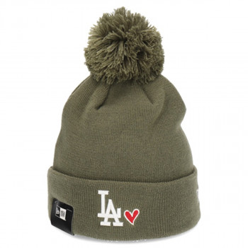 NEW ERA Kapa HEART KNIT BEANIE LOSDOD